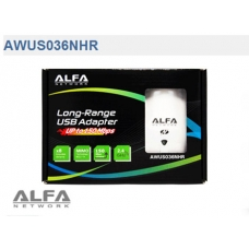 AF-AWUS036NHR Alfa Wireless-N 802.11n high power (2000mW) WIFI USB Adapter