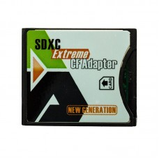 DG-SD2CFADP4 Extreme CompactFlash Card Adapter NEW Generation
