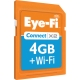 EF-SDCX24GB Eye-Fi Connect X2 4GB + WIFI SDHC Memory card