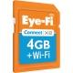 EF-SDCX24GB Eye-Fi Connect X2 4GB + WIFI SDHC Memory card