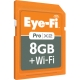 EF-SDPX28GB Eye-Fi Pro X2 8GB + WIFI SDHC Memory card