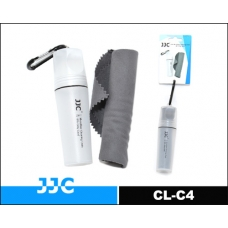 JJC-CL-C4 Microfiber Cleaning Cloth with 18% Grey color in Tube