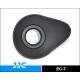 JJC-EC-7 Rubber Eyecup (CANON 18MM)