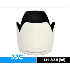 JJC-LH-83II(W) Lens hood replacement for Canon ET-83II (White)