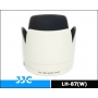 JJC-LH-87(W) Lens hood replacement for Canon ET-87 (White)