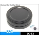 JJC-SC-62 Filter Stack Cap (62mm)