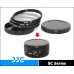 JJC-SC-72 Filter Stack Cap (72mm)