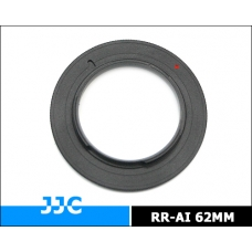 JJC-RR-AI62 Reverse Ring Mount (62mm) for Nikon