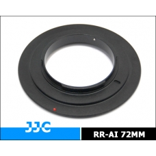 JJC-RR-AI72 Reverse Ring Mount (72mm) for Nikon