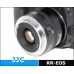 JJC-RR-EOS52 Reverse Ring Mount (52mm) for Canon EOS