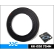 JJC-RR-EOS72 Reverse Ring Mount (72mm) for Canon EOS