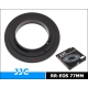 JJC-RR-EOS77 Reverse Ring Mount (77mm) for Canon EOS