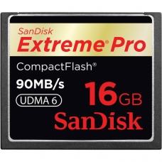 SD-EXTPROCF16GB90MBS Sandisk Extreme Pro CF 16GB 600X(90MB/s)