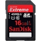 SD-EXTSD16GB45MBS SanDisk Extreme 16GB SDHC Class 10 300X (45MB/s)
