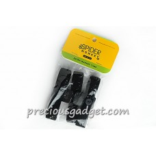 SG-SM Spider Monkey Adhesive Tab with Velcro strip X 3 - The Holster for Accessories
