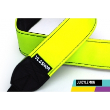 Vlashor DSLR Straps - Juicy Lemon