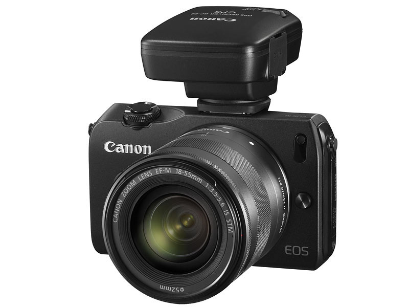 Canon First Mirroless EOS